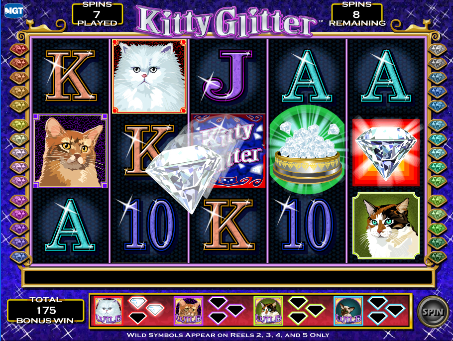 Kitty's Luck Slot Machine - Find Out Where to Play Online